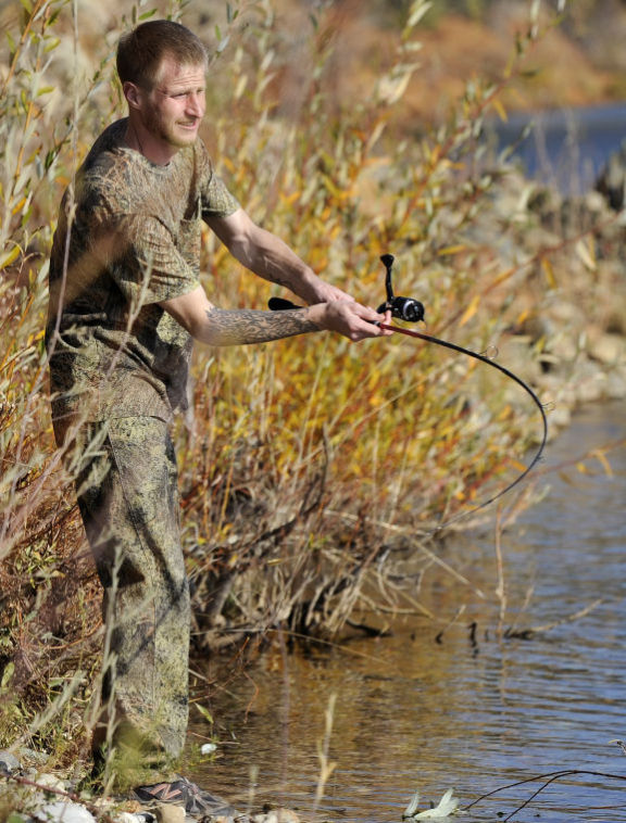 Yuba River Fishing