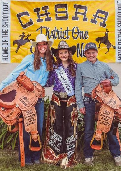 State's Jr. High Finals Rodeo this week in Red Bluff