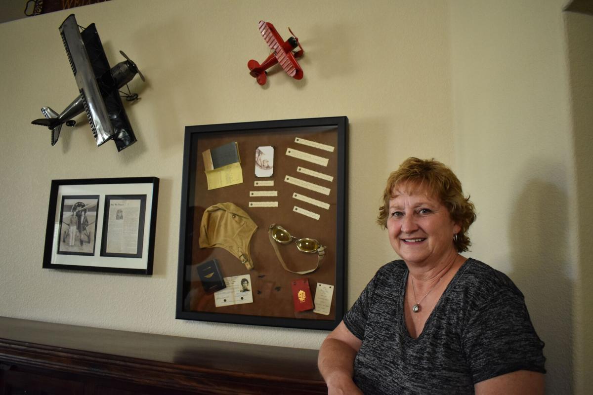 Pilot Grandmother