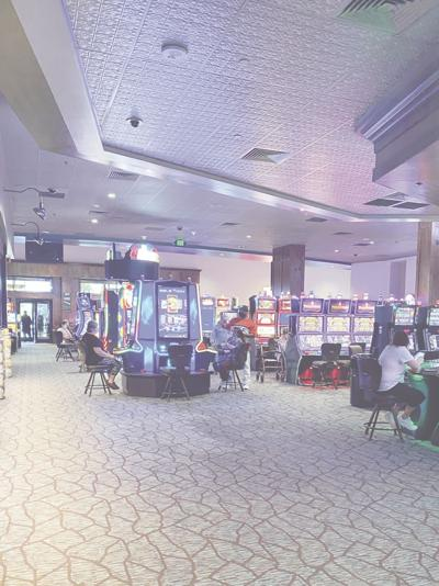 Colusa Casino reopening to the public today