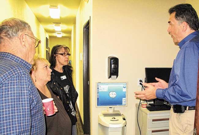 Rolling Hills Clinic Opens News Appeal Democrat Com
