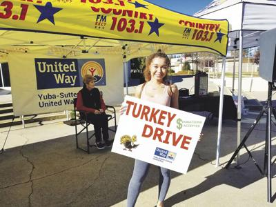 Annual Turkey Drive collections underway