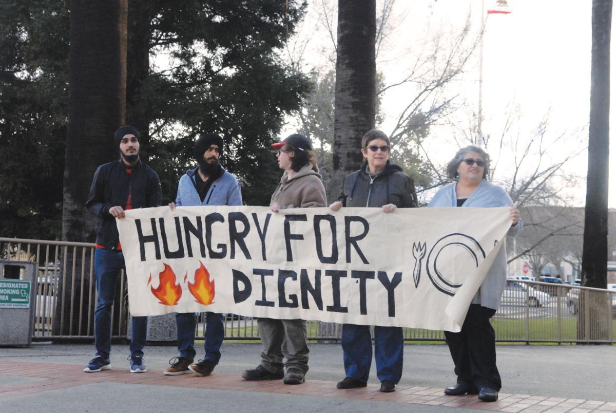 Yuba County Jail hunger strike
