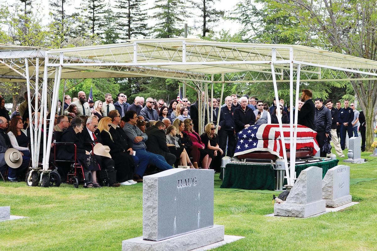 Daniel Laird funeral