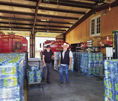 OES to host additional bottled water distribution events in Glenn County