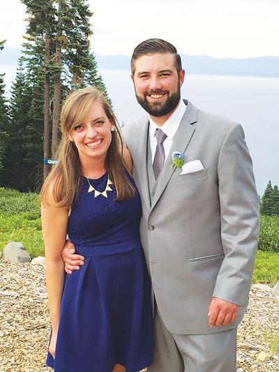 Dr. Sarah Hawley and Travis Geddes