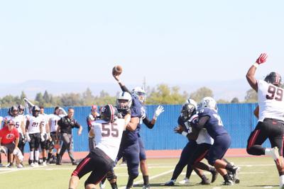 Yuba College football