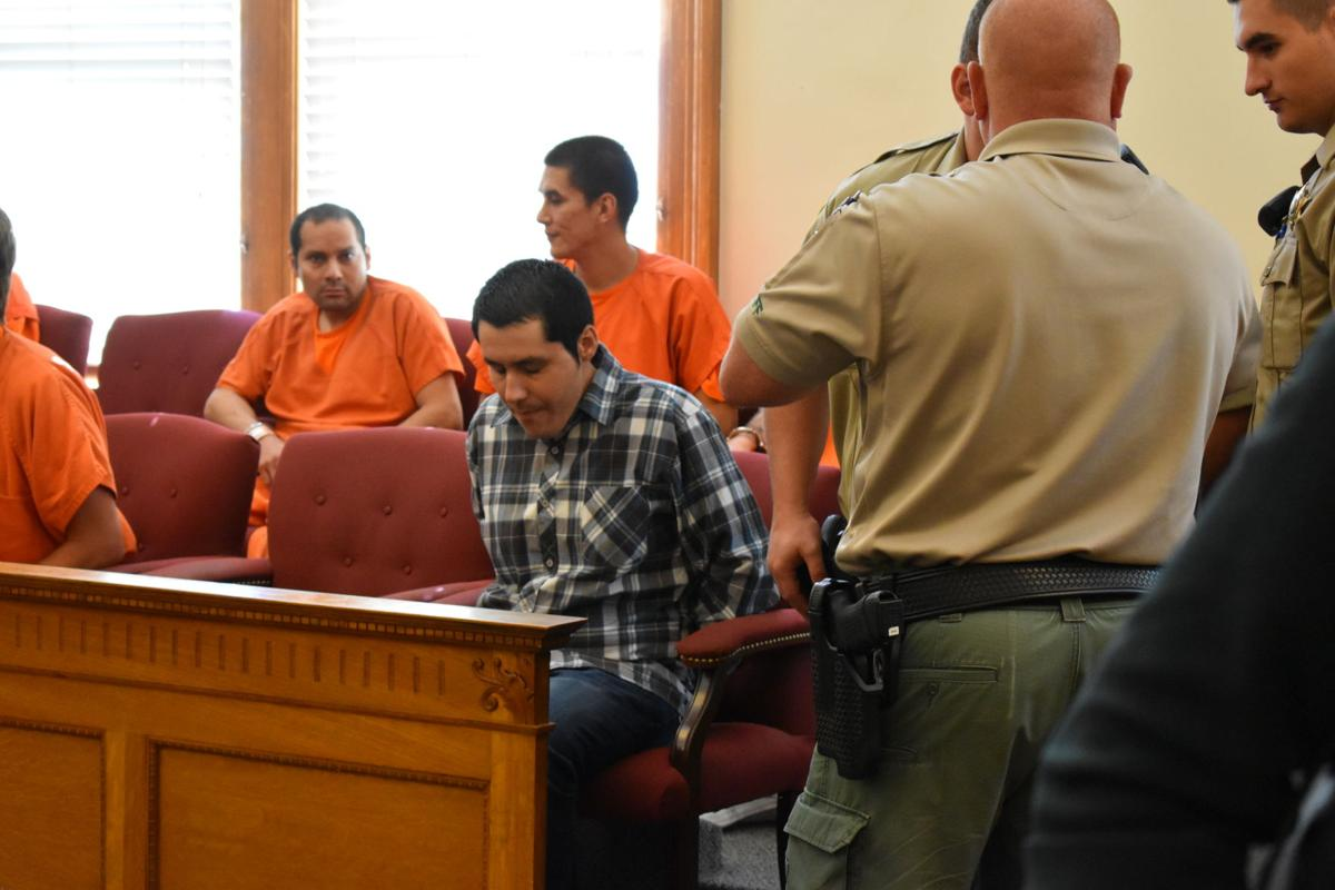 Sentencing of Ramon Barrera Jr.