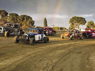 California Hardtops Orland Raceway