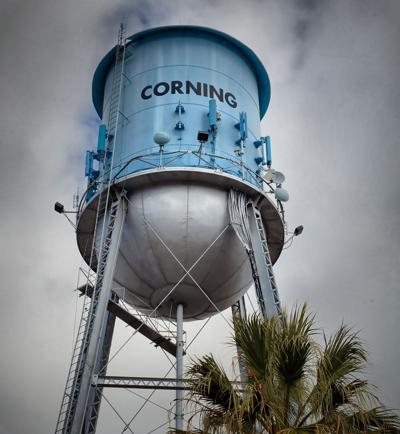 City leases additional water tower space
