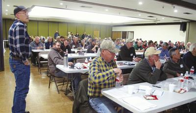Research updates presented at Tehama County Walnut Day