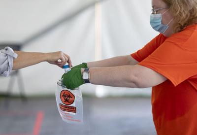 US-NEWS-CORONAVIRUS-SALIVA-TEST-TB