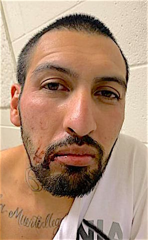 Corning police pursuit ends in felon's arrest