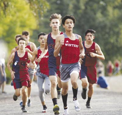 Colusa to host cross country race today