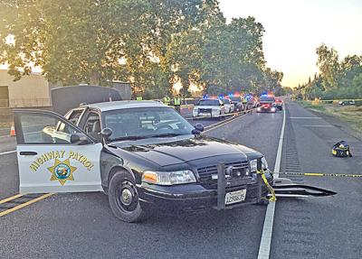 CHP officer, 2 others injured in Highway 99 accident | News
