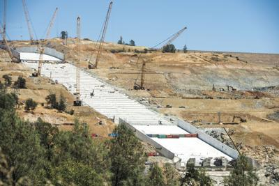 Official confident Oroville Dam spillway project will be