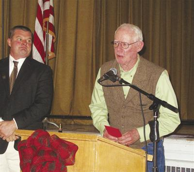 Ag awards presented during Farm Bureau annual meeting