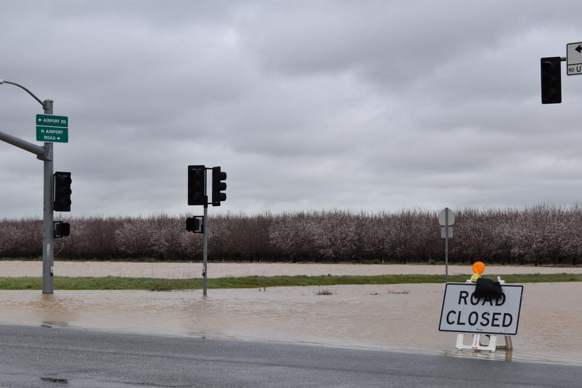 Heavy rains affect Glenn County   Glenn County Transcript   appeal