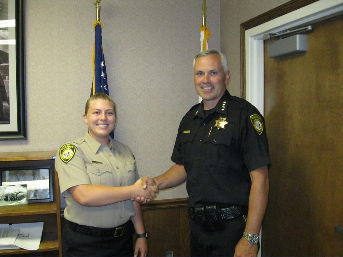 Animal Control Officer Amy Gibbs