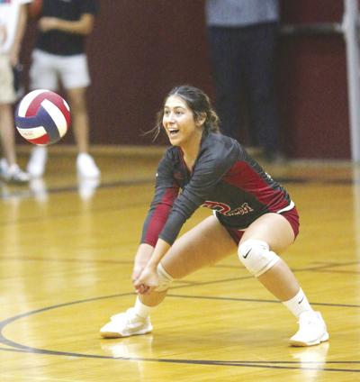 Colusa Volleyball