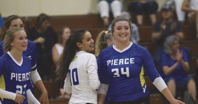 Pierce Volleyball