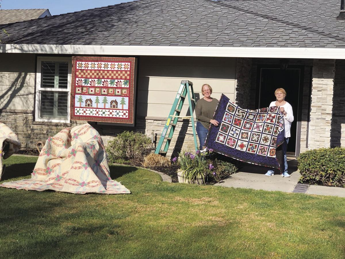Colusa's quilt tour receives great community support