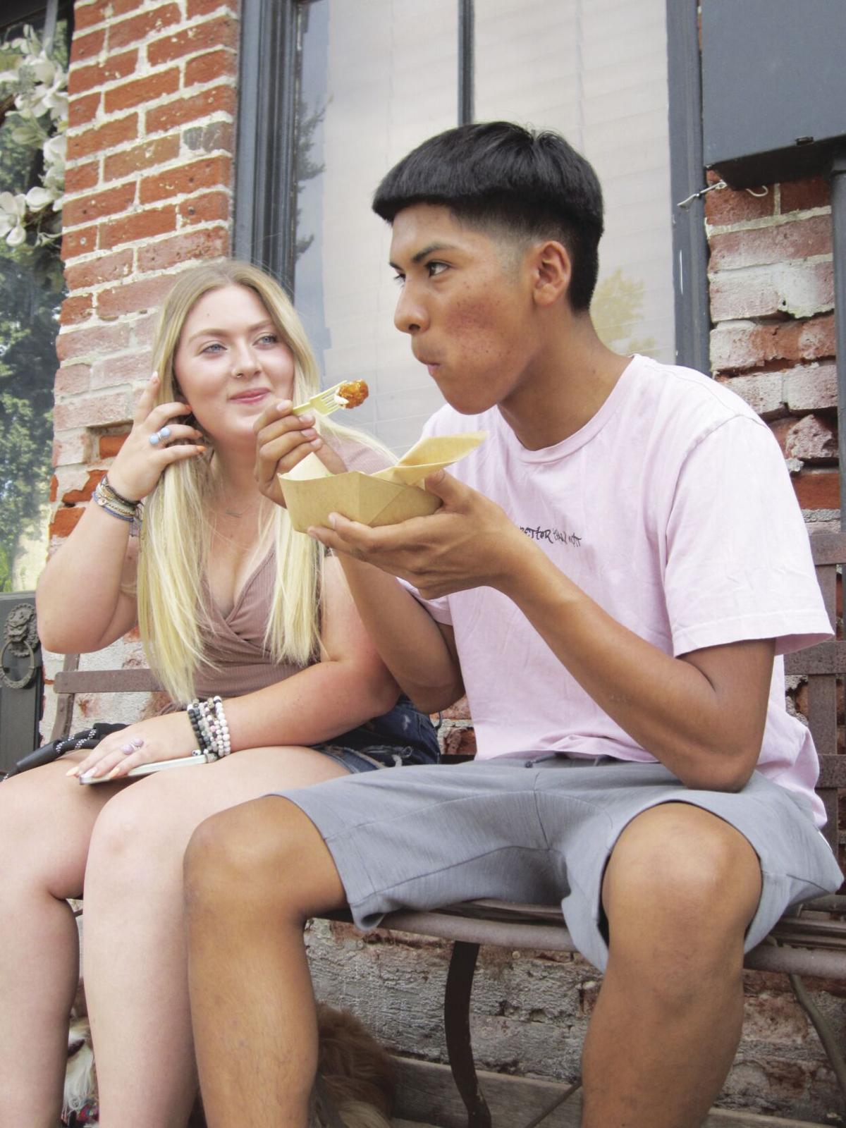 Colusa Taco Festival opens for business