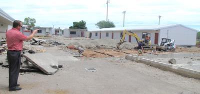 New Corning High School Classrooms