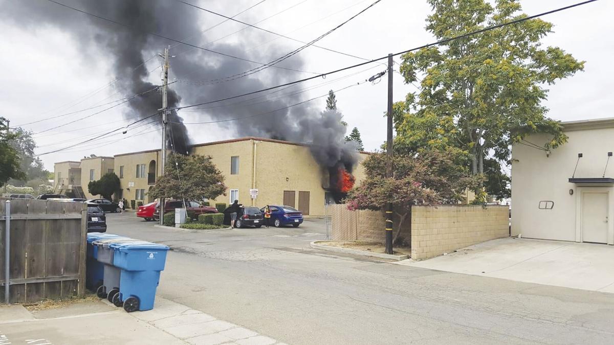 Ramirez Street Fire