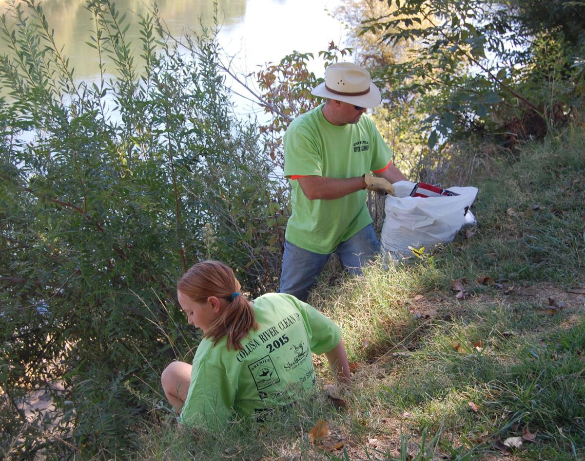 River Cleanup