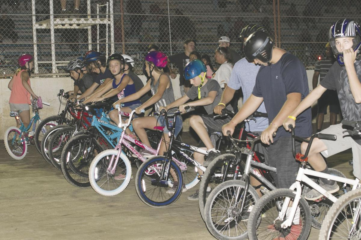 Kids Bike Night