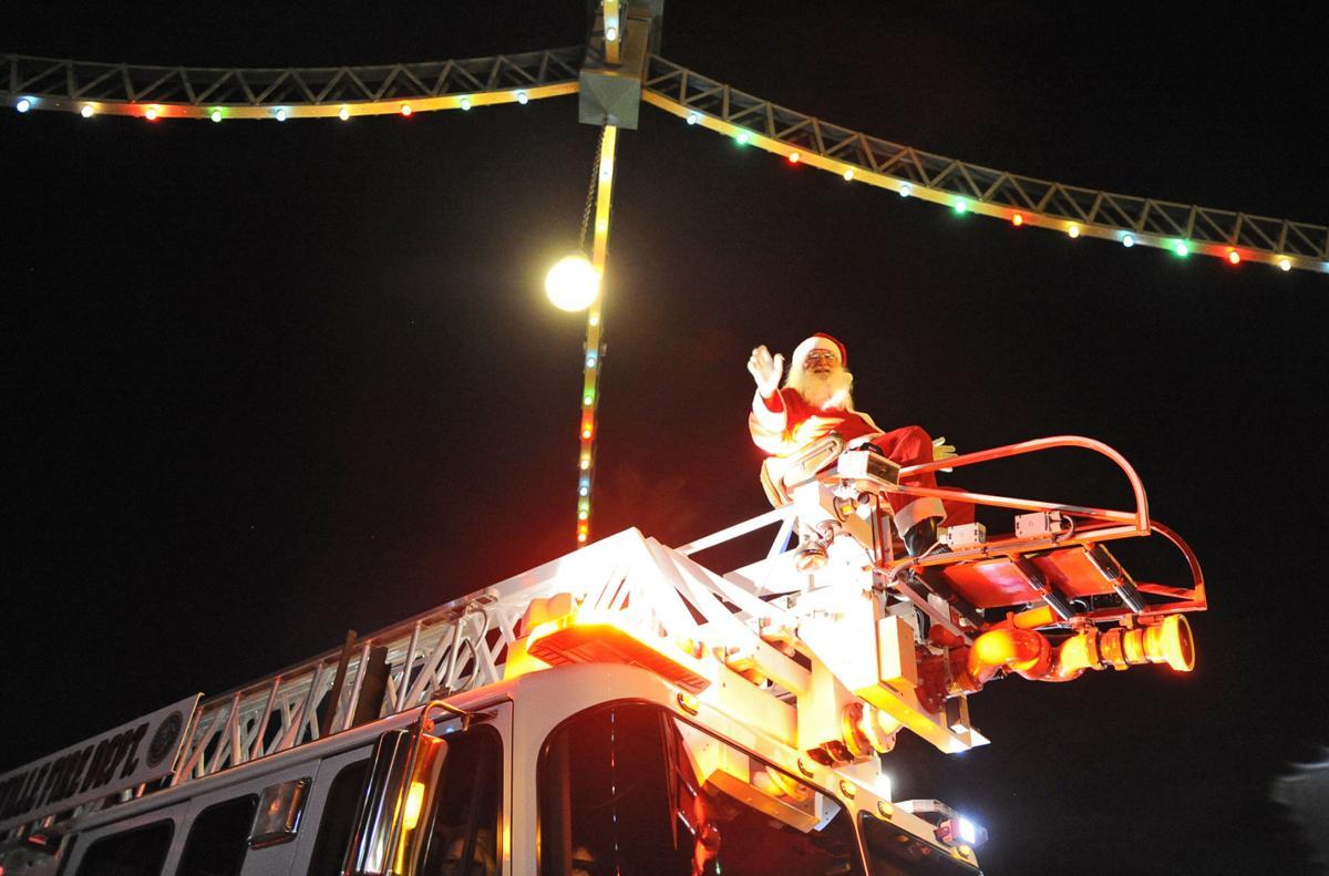 Marysville Christmas Parade