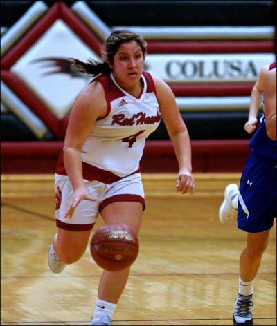 Colusa Girls Basketball