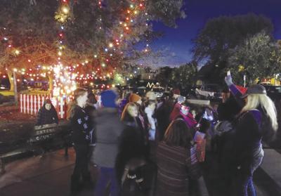 Christmas Tyme in Colusa