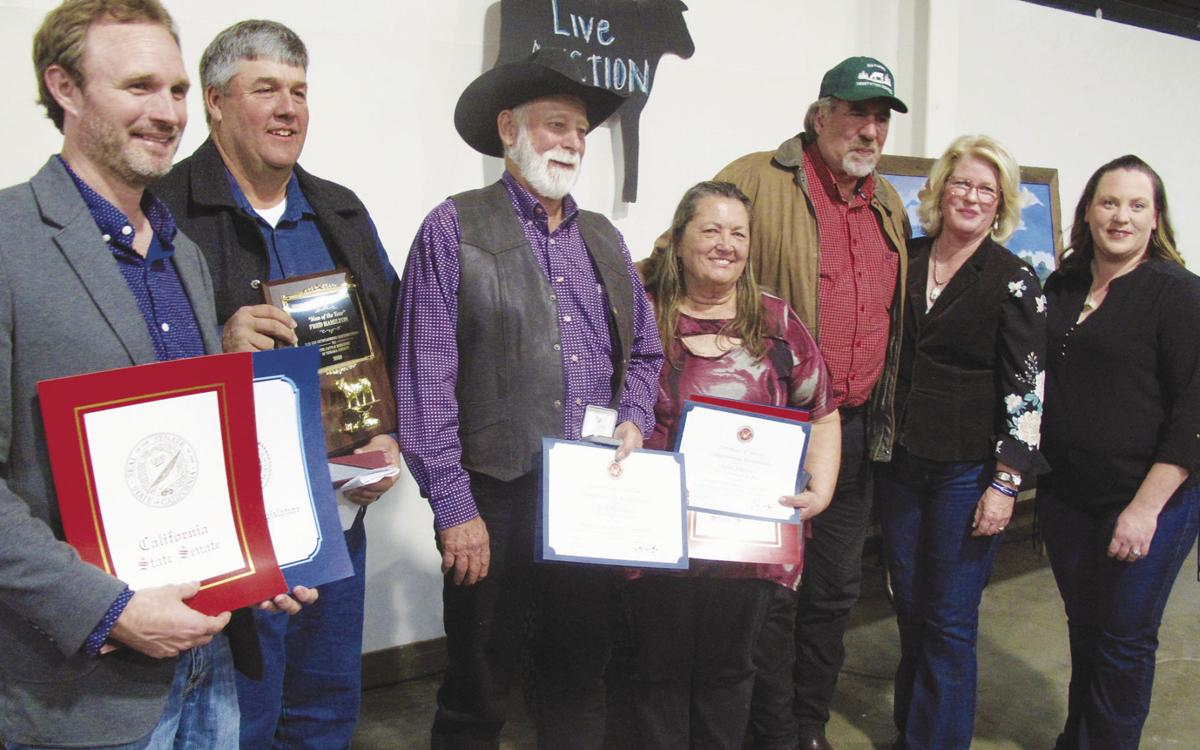 Hundreds attend  Cattlemen's Winter Dinner