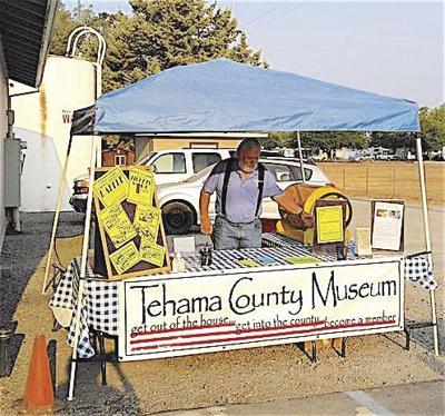 Tehama County Museum raffle  fundraiser replaces Jubilee