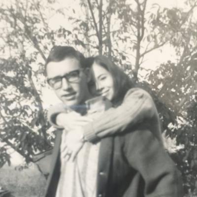 50th Wedding Anniversary: Robert and Maria