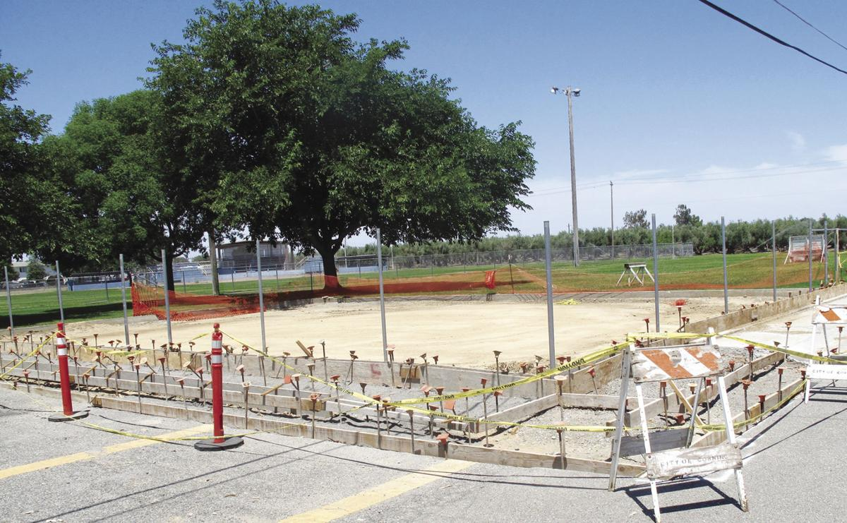 New playground equipment, fitness stations at city parks