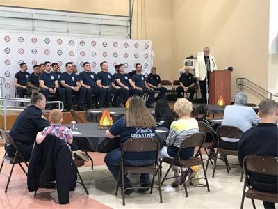 Cadets graduate from Wildland Fire Academy