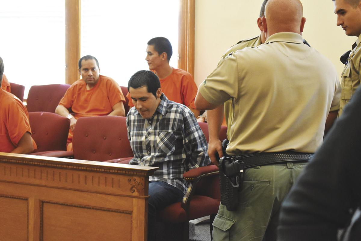 Arbuckle man sentenced for deadly crash