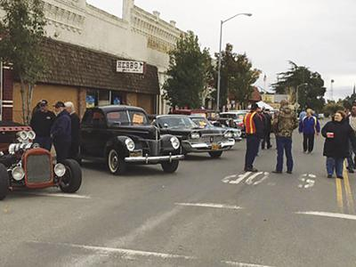 Annual car show returns to Arbuckle