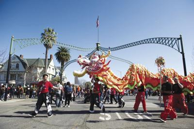 141st Bok Kai Parade to be drive-thru event