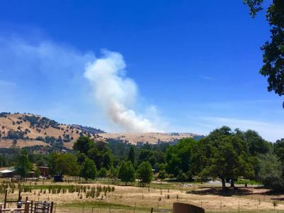 Browns Valley Fire