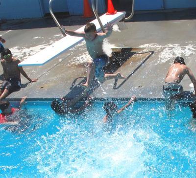 Free Swim Day at Corning City Pool