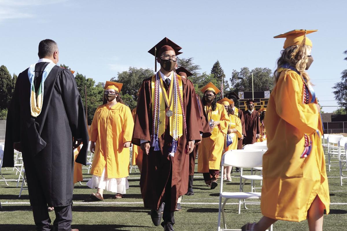 Yuba City High graduation