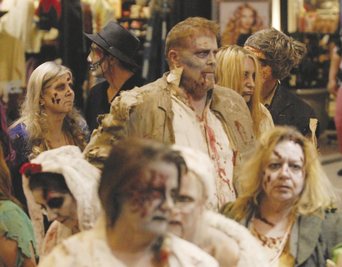 Thriller Zombies Costumes