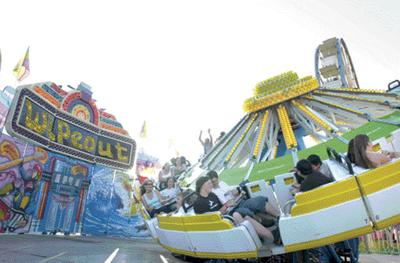 Fair time coming to Colusa | | appeal-democrat com