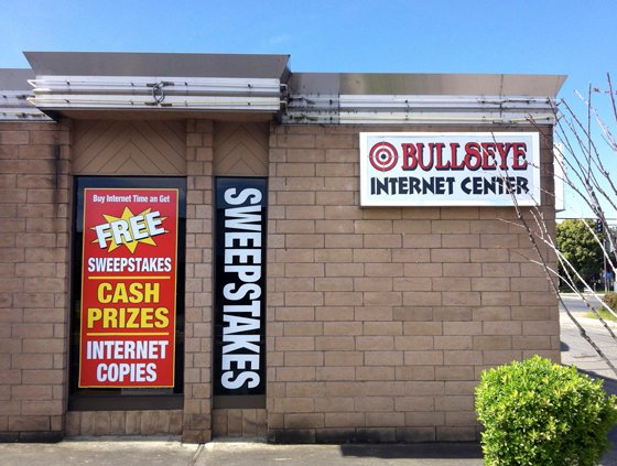 Two Internet cafes raided, investigated in Yuba City | | appeal