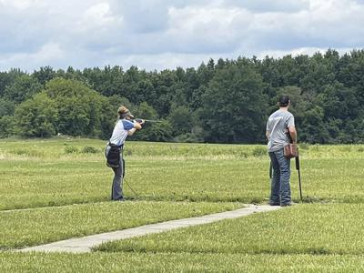 Orland High School Clay Target Team competes at National High School Clay Target Championship