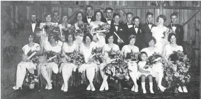Chamblee High School Graduating class of 1928